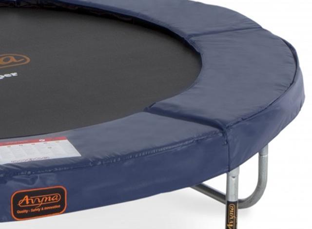 Ronde trampoline page trampolines kopen bij trampolineverkoop